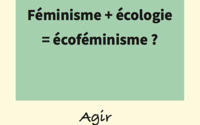 Féminisme et écologie : agir face au consensus
