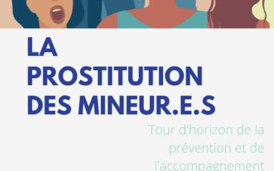La prostitution des mineur·es