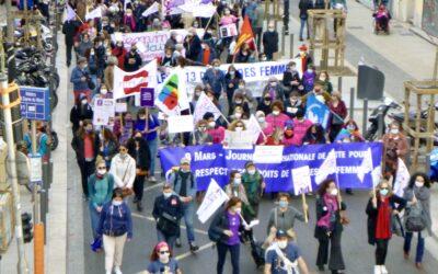 2021à Marseille : en route pour une mobilisation féministe!