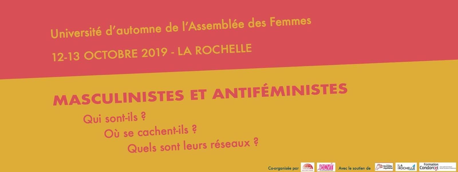 Masculinistes et antiféministes : qui sont-ils ? où se cachent-ils ? quels sont leurs réseaux ?